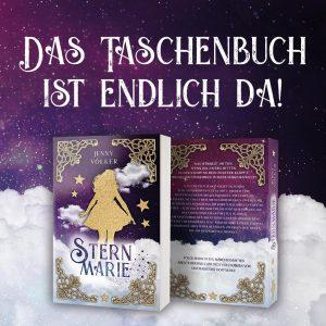 """""""Sternmarie"""" ist als Taschenbuch erhältlich!"""