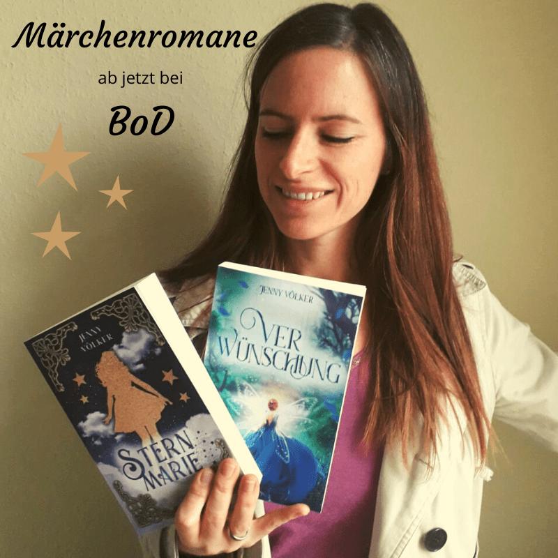 Märchenromane – ab jetzt bei BoD