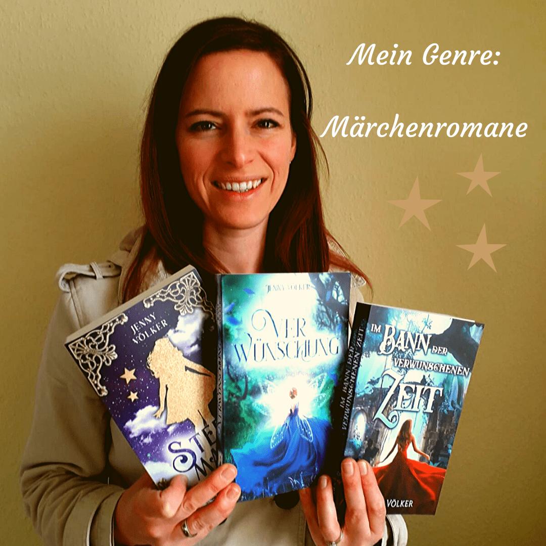 Mein Genre: Märchenromane