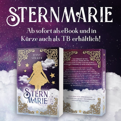"""Read more about the article """"Sternmarie"""" erhält ein neues Cover"""